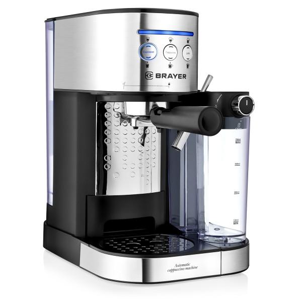 Кофеварка рожковая BRAYER BR1102