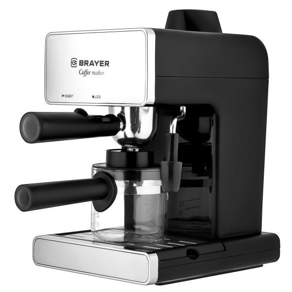 Кофеварка рожковая BRAYER BR1103